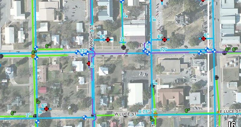 Steger Bizzell GIS Mapping & Data Management