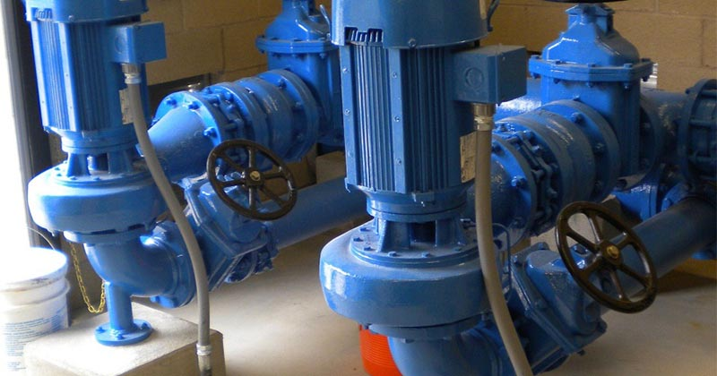Steger Bizzell Water & Wastewater Systems